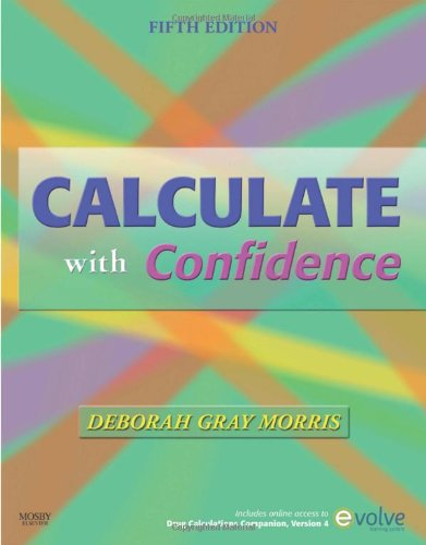 Calculate with Confidence (Morris, Calculate with...