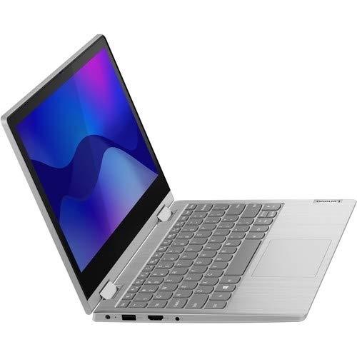 Lenovo Flex 3 11IGL05 11.6' Touch 4GB 64GB X21.1GHz Win10,Platinum Grey(Renewed)