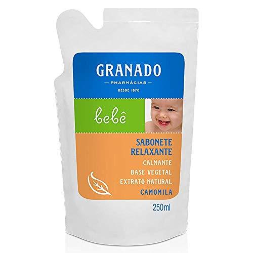 REFIL SAB.BEBE CAMO. 250ML, Granado