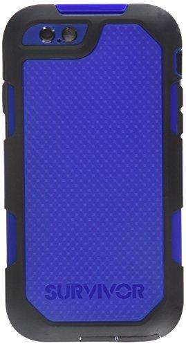 Griffin Survivor Summit Robuste Schutzhülle Case für Apple iPhone 6/6s - Schwarz/Blau
