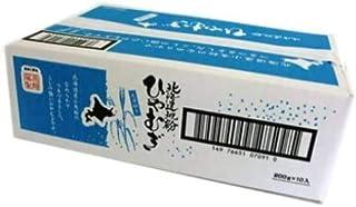 冷や麦 北海道 乾麺 冷麦 ひやむぎ 1箱(200g×10束入) 藤原製麺