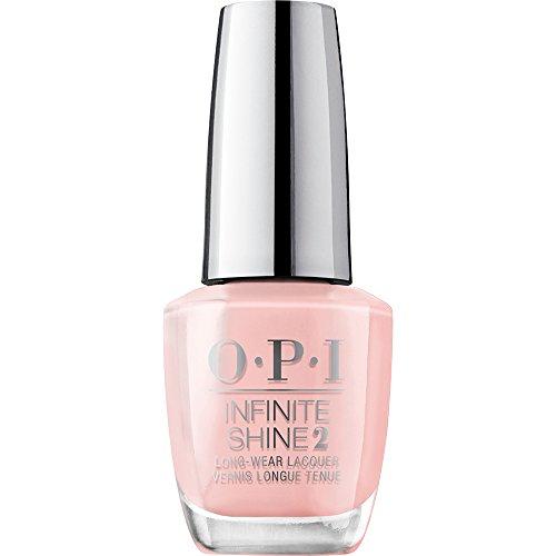 OPI Infinite Shine - Esmalte de Uñas Semipermanente a Nivel de una Manicura Profesional, 'Passion' Color Rosa Claro - 15 ml