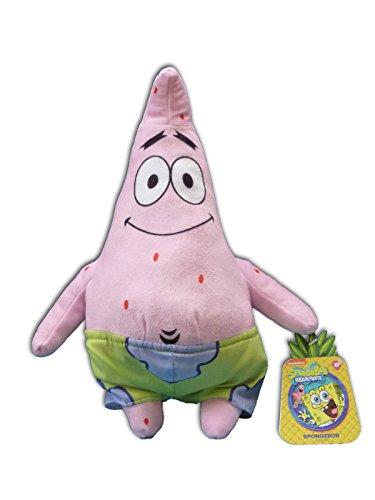 SpongeBob Schwammkopf Plueschfigur Patrick 33cm (Gr.3)