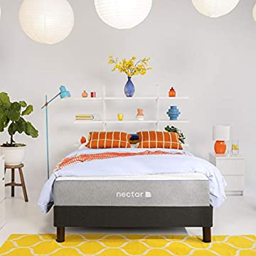 "Nectar 11"" Gel Memory Foam Mattress"