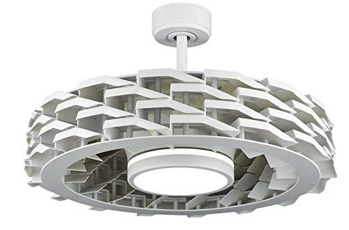 Sulion Ventilador de Techo Rubik - Sin aspas/Motor...
