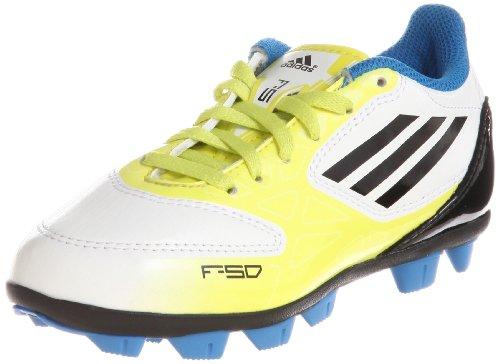 adidasF5 Trx Hg Jnr - F5 Trx Hg Jnr niño , color Blanco, talla 30 EU niños