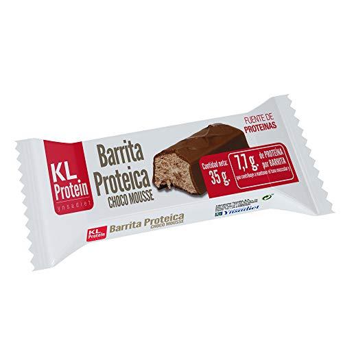 Barritas de Proteínas| Fuente Proteica| Barritas energéticas| Mayor Energía y Vitalidad| Aumenta la Resistencia Física| Snacks Saludables con Sabor a Chocolate| 1 Paquete x 20 Unidades