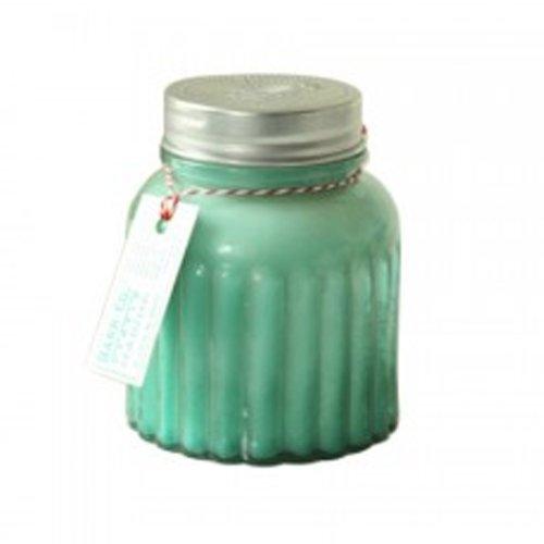 Barr Co Soap Shop Tin Candle, Marine