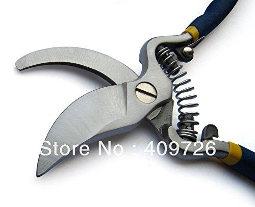 Outils de matériel 22,9 cm Manche courbé Sécateur de jardin Arbre Cisailles Sécateur outils de jardin jardinage Cisailles