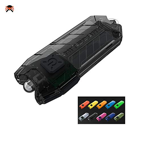 Nitecore TUBE Linterna Llavero V2.0 - Recargable USB