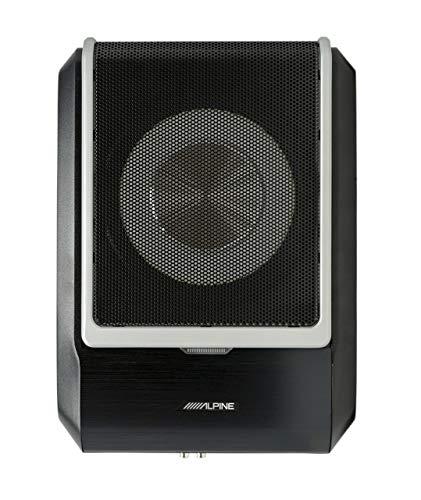 Alpine PWD-X5 25W x 4 DSP Amplifier + Powered Sub