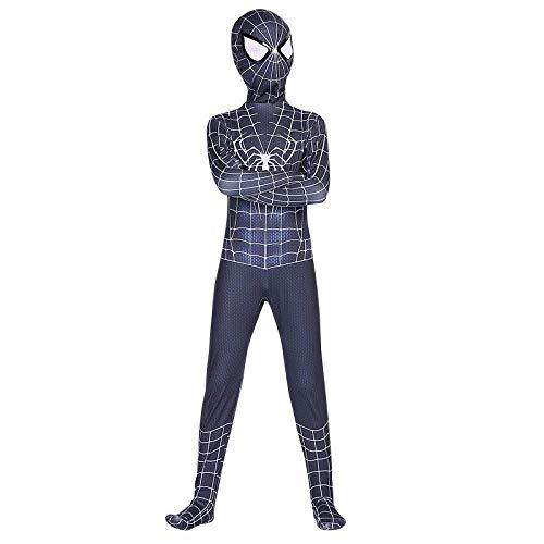 ZXLRH Kids Adult Superhero Costume Halloween Carnival Unisex Cosplay Party Fancy Dress Super Hero Spandex/Lycra Bodysuit