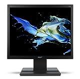 Acer V196LBbmd Monitor IPS da 19', Risoluzione 1280x1024, Frequenza 60 Hz, Formato 5:4, Contrasto 100M:1, Luminosità 250 cd/m², Tempo di Risposta 5 ms, VGA, DVI (w/HDCP), Speaker Integrati, Nero