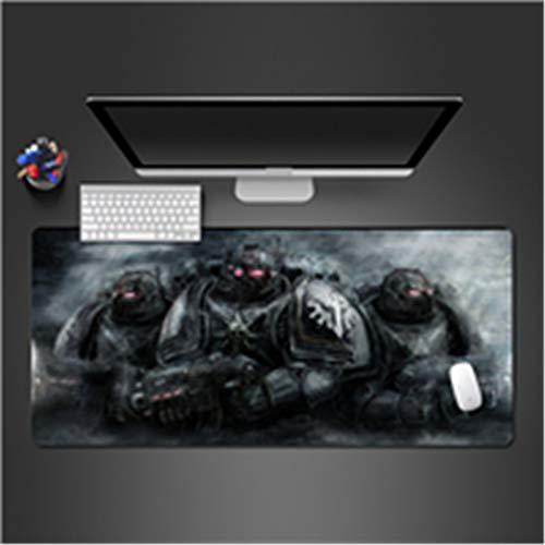 Anti -Rutsch-Pad kann gewaschen Werden Gummi-Computer-Tastatur-Maus-Pad-Spiel-Maschine Geschenk 900x400x2