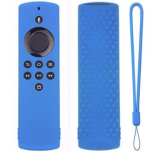 angwang Capa protetora de silicone para Amazon Fire TV Stick Lite com controle remoto