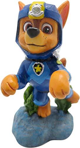 Penn Plax Paw Patrol (Officially Licensed) Mini Aquarium Ornaments (Chase)