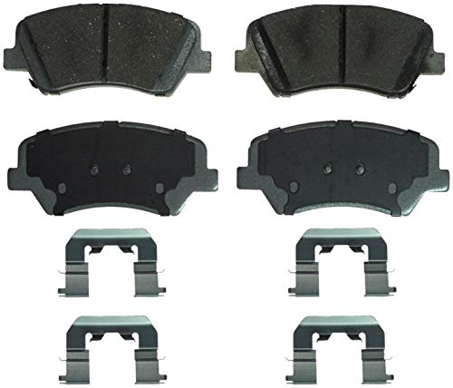 Wagner QC1595 Ceramic Disc Brake Pad Set