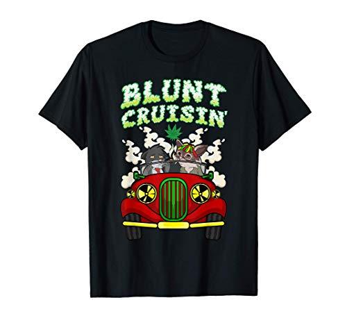 Blunt Cruisin Cruising Marihuana Auto...
