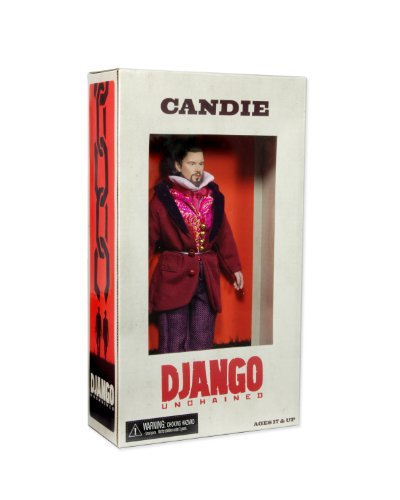 Fantastic Prices! NECA Django Unchained Candie 8 Action Figure, Series 1