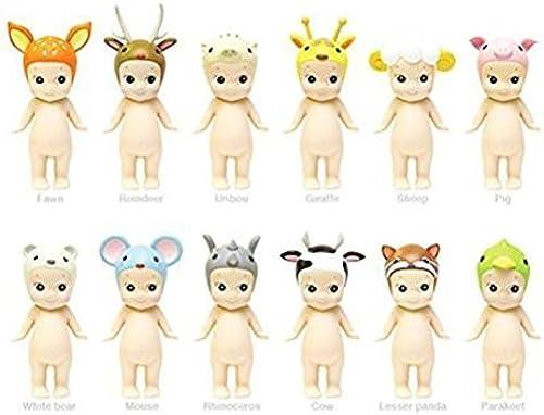 Más asequible Sonny Angel Japanese Style Mini Figurine Figurine Figurine Animal 2 Series Version Toy Set by Sonny Angel  almacén al por mayor