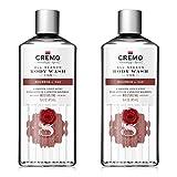 Cremo Rich-Lathering Bourbon & Oak Body Wash, A Sophisticated Blend of Distiller's Spice, Fine...