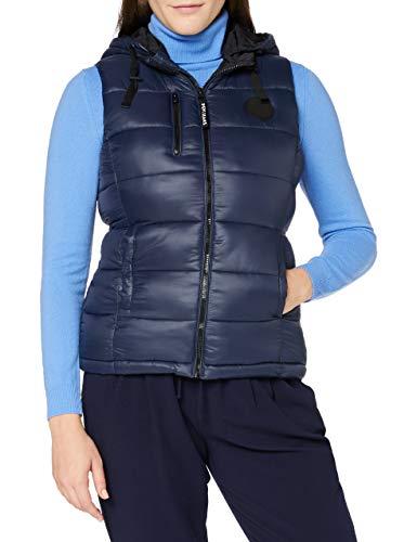 Pepe Jeans CHIA Anorak, Azul (598), X-Large para Mujer