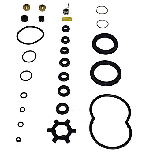 A-Team Performance GM 2771004x Hydro-Boost Repair Kit Seal Leak Repair Universal Hydroboost Kit Rubber Only Hydroboost. Also Compatible with Ford, GM, and Chrysler Applications