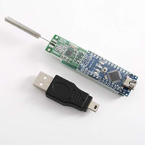 nanoCUL USB Stick FTDI CC1101 433MHz FW 1.67 FHEM CUL 433 + Adapter