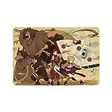Anime Naruto Kankuro Gaara Temari Retro Cartel de Metal Cartel de Estaño Chic Art Retro Pintura de Hierro Bar Gente Cueva Café Familiar Garaje Cartel Decoración de Pared 20x30cm