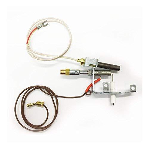 Monessen 14D0477 LP Gas ODS Milivolt Fireplace Pilot