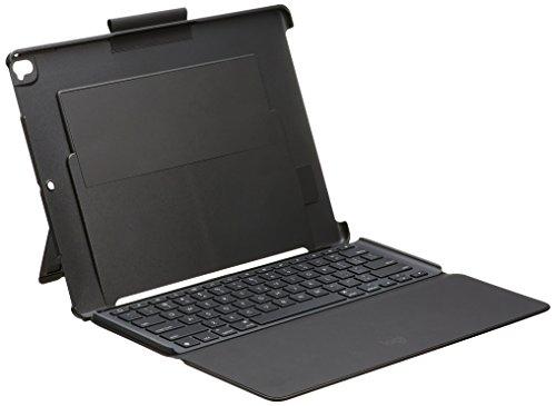 ロジクール  iPad Pro 12.9インチ対応 キーボード iK1272BKA ブラック バックライトキーボード付ケース Sma...