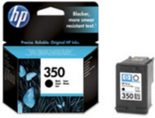 117940: HP CB335EE nero cartuccia per stampante con inchiostro Vivera (No. 350)