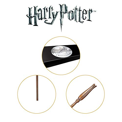 The-Noble-Collection-Luna-Lovegood-Character-Wand-133in-345cm-Harry-Potter-Wand-With-Name-Tag-Harry-Potter-Film-Set-Movie-Props-Wands