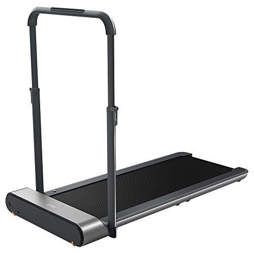 Elektrisches Laufband Walking Pad R1 Pro faltbar, Bodenmatte mit Ferngesteuerter App-Steuerung, einstellbare Geschwindigkeit 0,5-10 km/h, geeignet für Zuhause/Büro