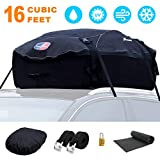 YOULERBU Rooftop Cargo Carrier & Waterproof Cargo Carrier Bag with Protective...