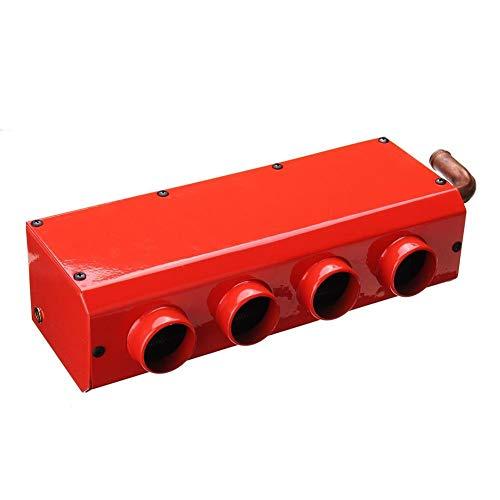 WXJWPZ 12V12V 24V tragbare Autoheizung Windschutzscheibe Defroster Demister Auto Van Heizungsventilator Auto Elektrogeräte mit Geschwindigkeitsschalter