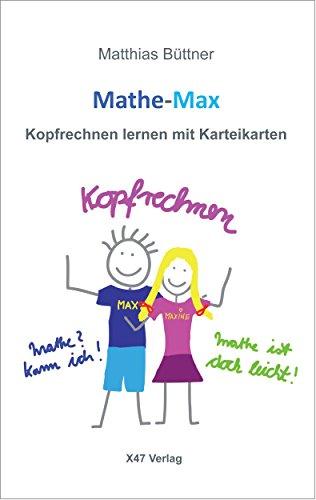 Mathe-Max: Kopfrechnen lernen mit Karteikarten