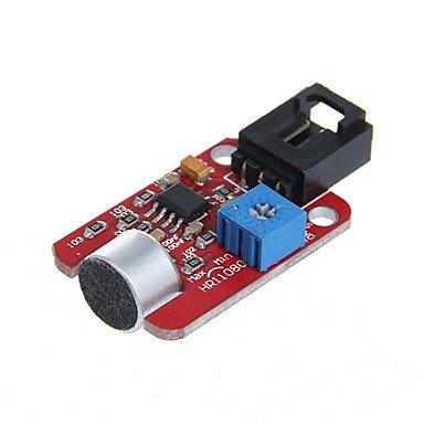 ULIAN Arduimo accessonries Module/Sensoren für Arduino Geeetech LM358 Analog Voice Sound Sensor Modul für Arduino