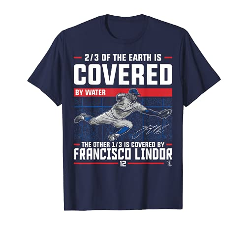 Francisco Lindor Covered By T-Shirt - Apparel