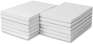 Sparco Memorandum Pads, Plain, 16 lb, 3 x 5 Inches, 100 Sheets, White- 12 Pads