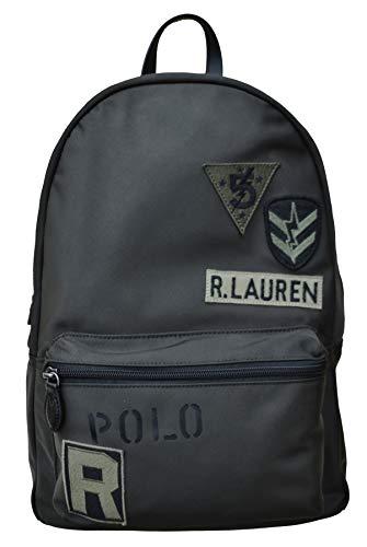 Ralph Lauren Rucksack Military Backpack Grün Olive