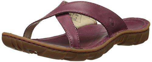 Bogs Women's Todos Slide Sandal, Garnet, 9.5 M US