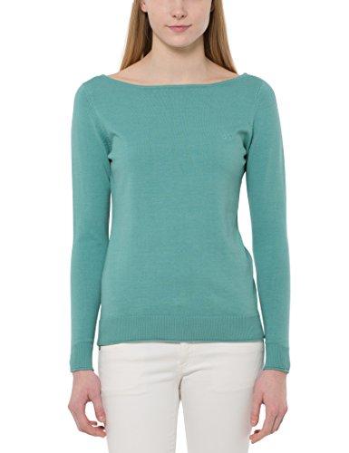 Berydale Damen Pullover in modischen Pastell-Farben, Gr. 36, Türkis