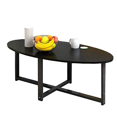 De moderne salontafel van glanzend hout kan niet alleen als laptoptafel of als tv-dienblad worden gebruikt.