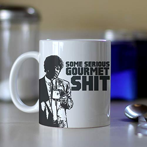 Some Serious Gourmet Shit - Pulp Fiction - 11oz Mug