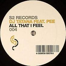 All that I feel (DJ Shog/DJ Tatana Sirup Remixes, 2005) / Vinyl Maxi Single [Vinyl 12'']