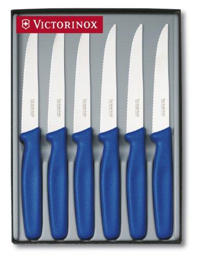 Victorinox 5.1122.6 Coffret: 6 Couteaux Steak