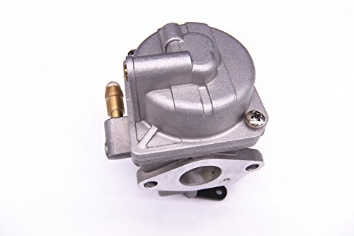 Boat Motor Carburetor 3R1-03200-1 3R1-03200-0 3AS-03200-0 3R1032001M 3R1032000M 3AS032000M for Tohatsu Nissan 3.5HP 4HP 5HP MFS4A/5 NFS4/5 / 803522T1 803522T2 803522T03 8M0053670 for Mercury Outboard