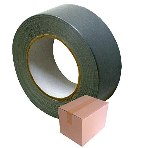 Allzweck-Klebeband T024 silber, 50 mm x 50 m/Krt a 24 Rollen