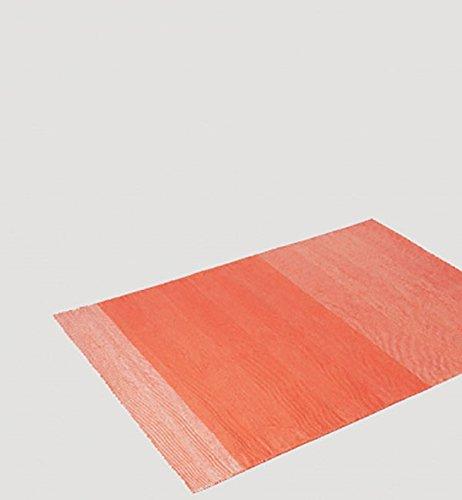 Muuto Varjo Rug - Tangerine - 200x300 cm